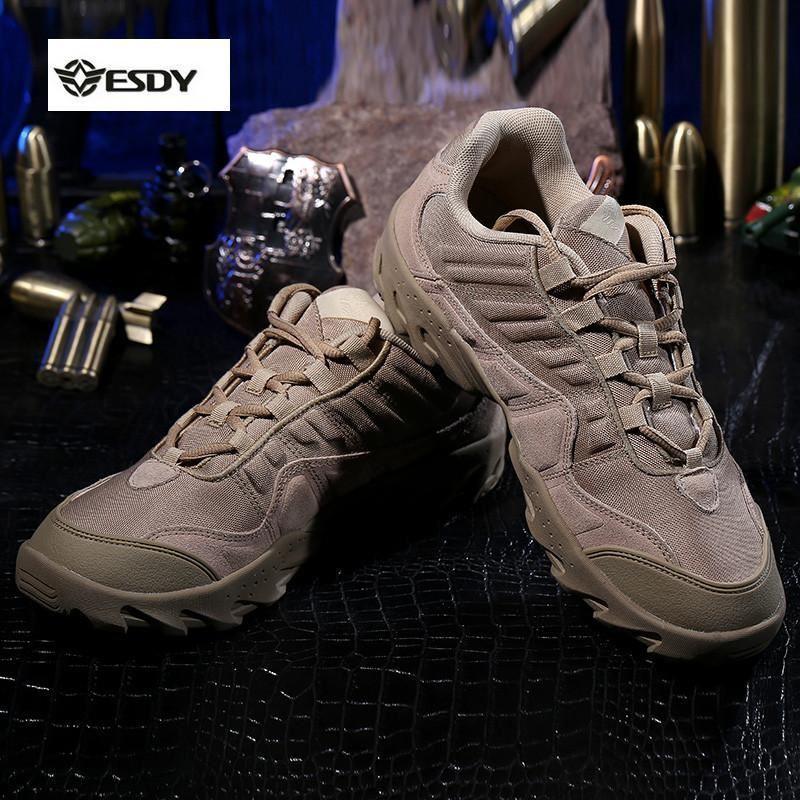 ordina ora con grande sconto e consegna gratuita Outdoor Desert US US US Tactical scarpe da ginnastica 1200D Nylon chamoi leather Uomo sport Hiking  risparmiare fino all'80%