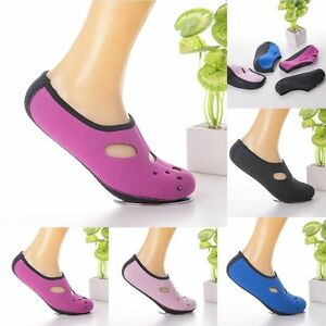 Men-Women-Skin-Water-Shoes-Aqua-Beach-Socks-Yoga-Pool-Swim-Unisex-Barefoot-M-XXL