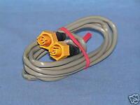 Lowrance Ethext-25yl Ethernet Extension Cable 25' 127-33 Bulk Same As 127-30