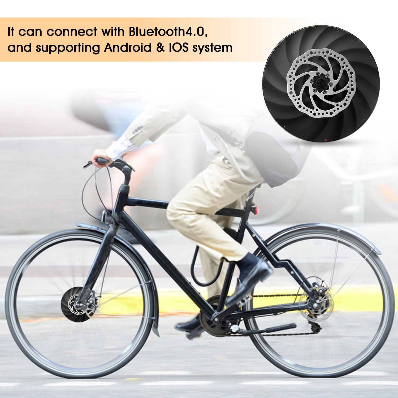 YUNZHILUN iMortor Vorderrad Laufradsatz Laufradsatz Vorderrad Elektro Front Fahrrad FAHRRADAKTIVITIES 992cea