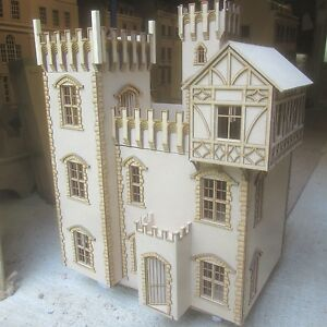 1-12-scale-Dolls-House-Emlyn-Castle-signed-and-dated-by-DHD