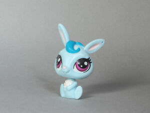 Littlest-Pet-Shop-Dining-Downtown-LPS-Pets-in-the-City-Rabbit-No-62