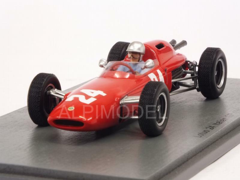 Lotus 24 GP  1962 Nino VacCocheella 1 43 SPARK S7121