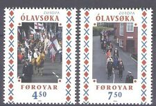 FAROE ISLANDS, EUROPA CEPT 1998, NATIONAL FESTIVALS, MNH
