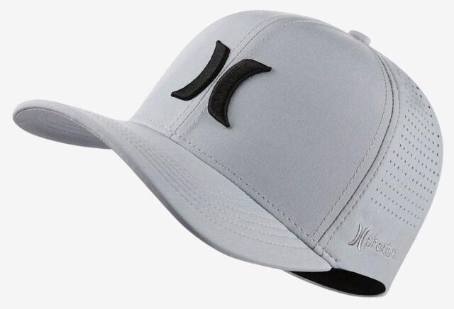 8ed5ee4c15828 ... czech hurley nike dri fit phantom vapor 3.0 hat flexfit grey black  stretch f64dd 5ac7f