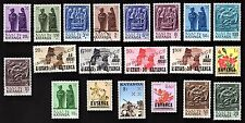 20 All Different KATANGA (CONGO) STAMPS