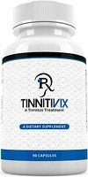 Tinnitivix Tinnitus Relief Supplement - Stop Ringing In The Ears 30 Caps