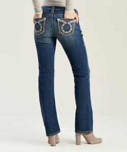 Details about NEW WOMENS BIG STAR VINTAGE COLLECTION NEW HAZEL BOOT STRETCH JEANS SIZE 27 X 31