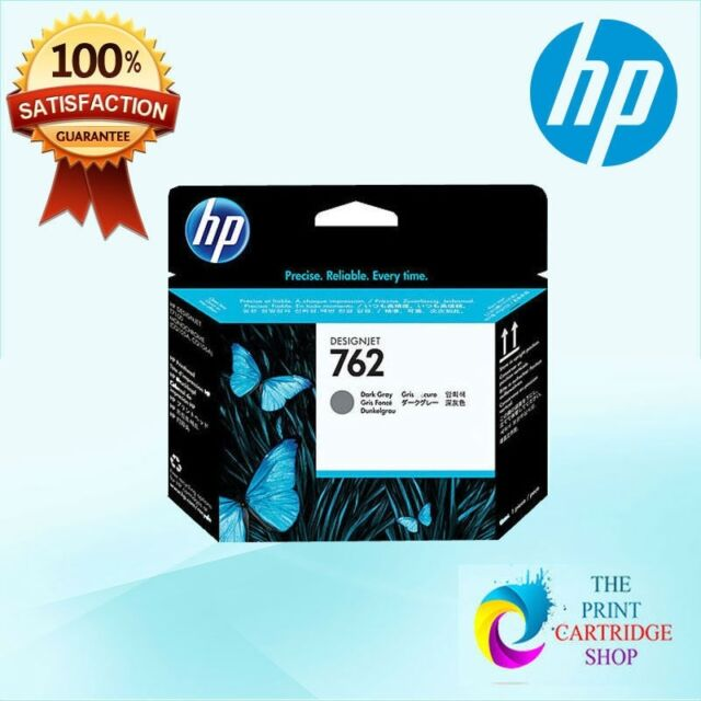 New & Original HP 762 CN074A Dark Grey Printhead Designjet T7100 T7100