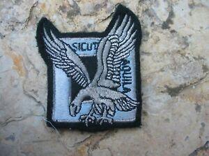 Patch Commandos de l/'Air Ecusson
