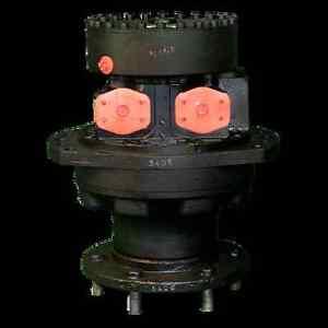 bobcat t750 hydraulic final drive motor reman ebay. Black Bedroom Furniture Sets. Home Design Ideas