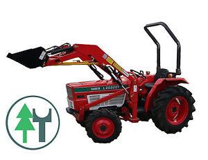 traktor schlepper allrad kubota l2602 frontlader gebraucht. Black Bedroom Furniture Sets. Home Design Ideas