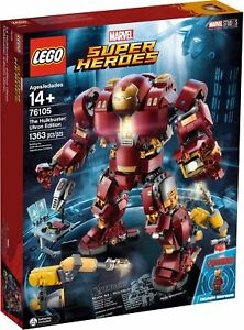 Lego Marvel Super Heroes 76105 Hulkbuster: Édition Ultron Nouveau