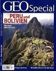 GEO Special Peru und Bolivien (2010, Blätter)