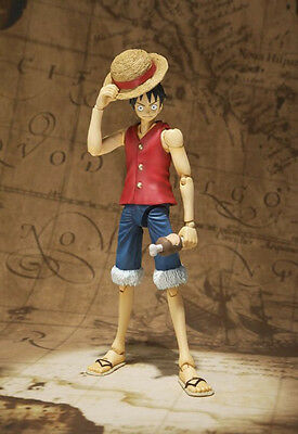 One Piece: Monkey D. Luffy S.H.Figuarts Action Figure