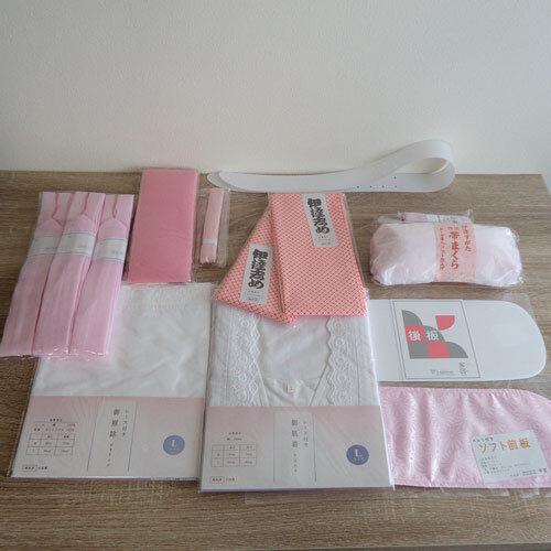 KYOETSU Kimono Kitsuke 15Set Inner Magic Belt Makura Dressing Accessories Set