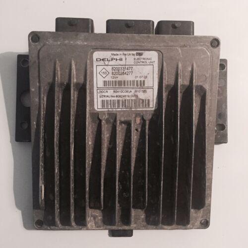 Calculateur Clio 2 1.5 DCI DDCR 8200331477 8200284277 R0410C081A