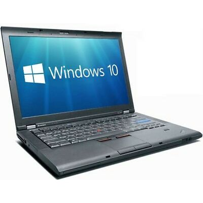 Lenovo Core i5 T430 3th GENERATION - 16GB Ram - 4TB Harddisk - with Charger