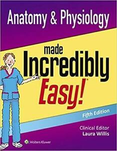 Anatomy and Physiology Made Incredibly Easy 5th Edition Canada Preview