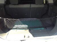 Envelope Style Trunk Cargo Net For Nissan Xterra