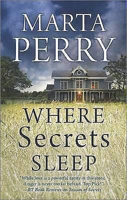 Where Secrets Sleep-ExLibrary