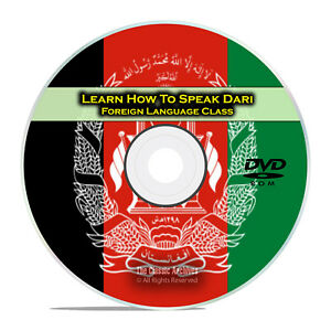 Details about Learn How To Speak Dari, Fast & Easy Foreign Language  Training Course DVD G87