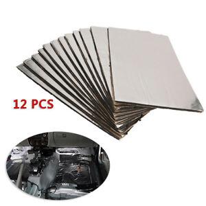 12pcs 5mm Firewall Sound Deadener Heat Insulation