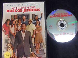 Used Dvd Movie Welcome Home Roscoe Jenkins 5050582581737 Ebay