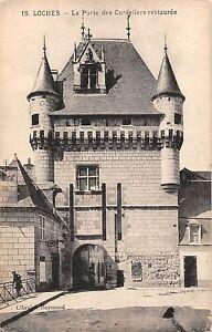 BF7601-loches-la-porte-des-cordiliers-restauree-france-France