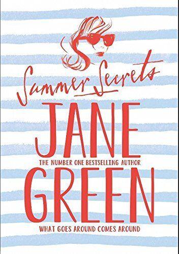 1 of 1 - JANE GREEN ___ SUMMER SECRETS ___ BRAND NEW ___ FREEPOST UK