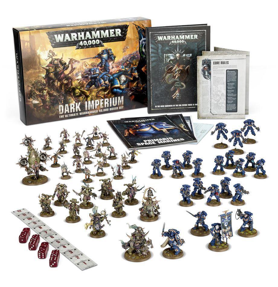 Warhammer 40000  Dark Imperium Nuevo y Sellado 40K Gratis Reino Unido del envío