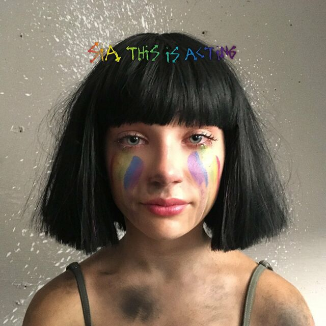 SIA - THIS IS ACTING (DELUXE VERSION)   CD NEW!