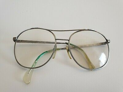 ????vintage 1960s Actuell Glasses Eyeglasses ????made In Germany, Pilot Glasses