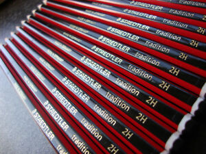 Staedtler-Tradition-Pencils-2H-School-Drawing-Sketching-Art-Pencils-5-100
