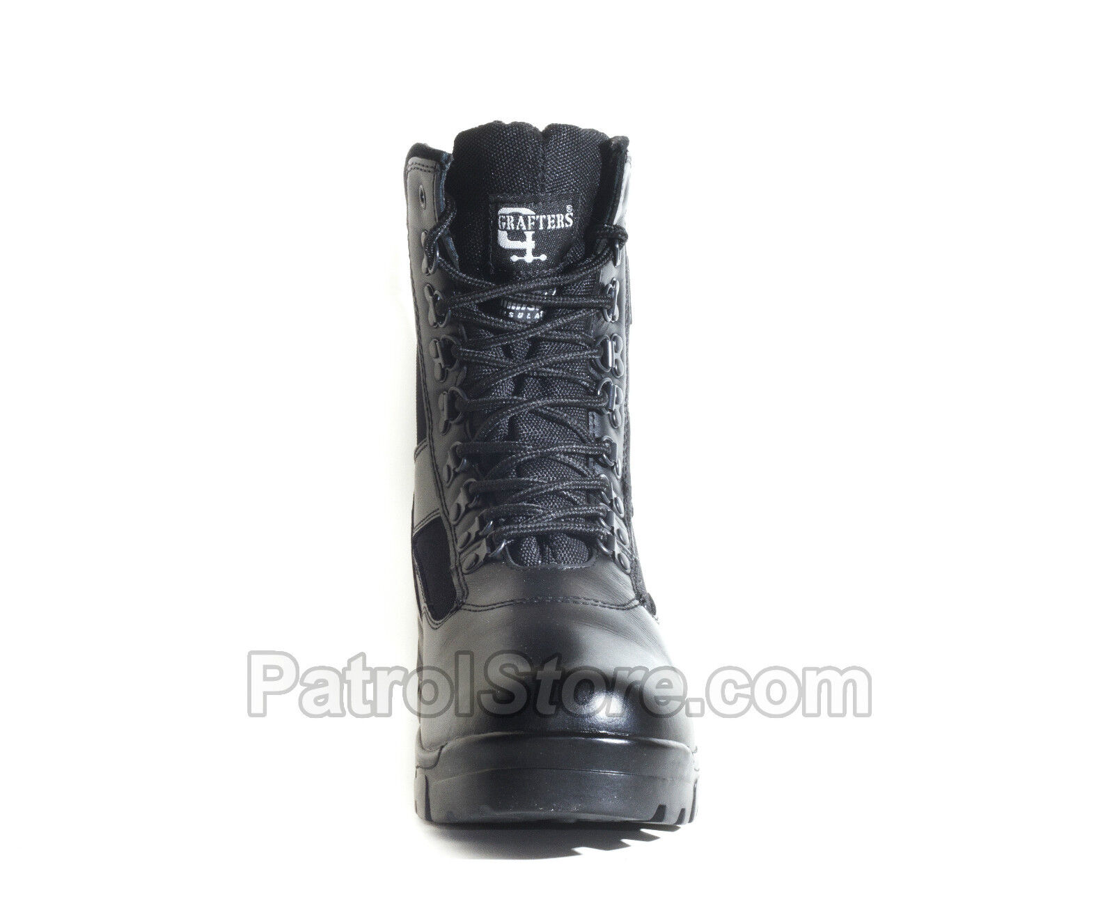 Maîtres greffeurs Sniper 8 Police Boot Waterproof Boot Police cuir et Nylon M482A bee55a