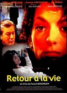 Retour à la vie (Alain Bashung) - DVD Neuf sous Blister
