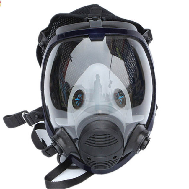 Welding Helmets For 3m 6800 Gas Mask Full Face Facepiece Respirator Painting Spraying Grey Welding & Soldering Supplies