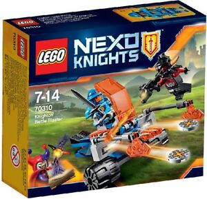 Lego-Boite-Neuve-Nexo-Chevaliers-Knights-Chariot-de-Combat-70310-NEW