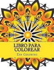 El Libro de Adulto para Colorear Mandala: Libro para Colorear : Patrones de...