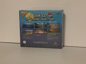 Click-CD-The-Computer-Jigsaw-Puzzle-Series-2-New-Sealed