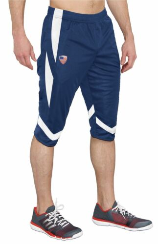 Training Pants USA Arza for men 3//4 Made in USA