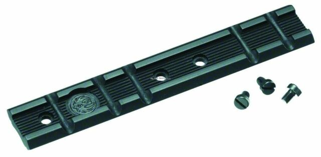 Ruger 90228 A07052b Scope Base Weaver Style Blue for sale online