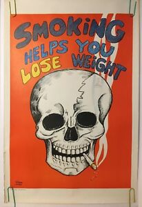 Fumar ayuda a perder peso