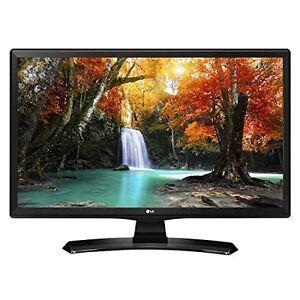 "LG 24MT49VF Tv 24"" Pollici LED HD HDMI USB DVB-T2 NUOVO"