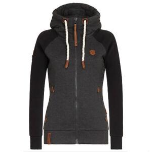 Women-Hooded-Warm-Long-Jacket-Outwear-Trench-Parka-Slim-Overcoat-Winter-Coat