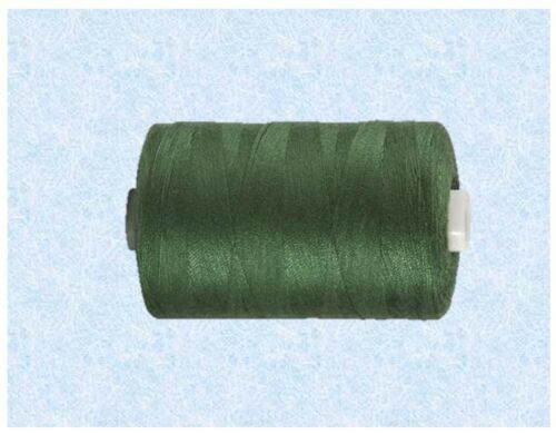 School Green Sullivans Polyester Thread 1000 Metres