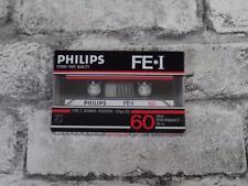 PHILIPS FE*I 60 / SEALED Blank Audio Cassette Tape