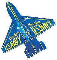 Gayla 342 Blue Angel Stunt 42x42 Kite 1342