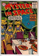 MYSTERY IN SPACE #32 DC 1956