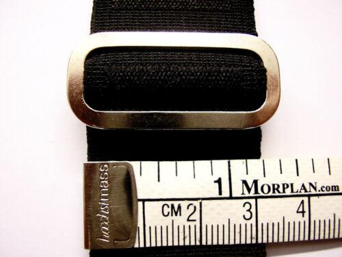 32 mm Ajustadores de diapositiva 1.25 Pulgada cuatro